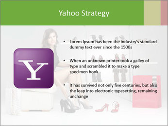 Shoes Show Room PowerPoint Template - Slide 11