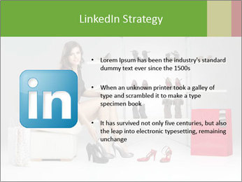 Shoes Show Room PowerPoint Template - Slide 12