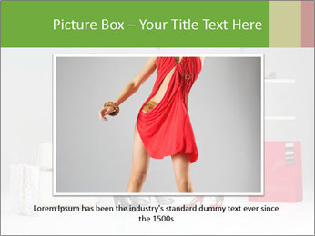Shoes Show Room PowerPoint Template - Slide 15