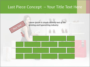 Shoes Show Room PowerPoint Template - Slide 46