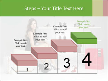 Shoes Show Room PowerPoint Template - Slide 64