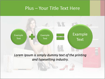 Shoes Show Room PowerPoint Template - Slide 75