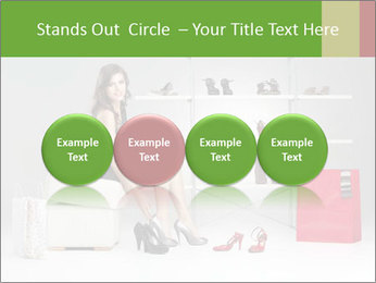 Shoes Show Room PowerPoint Template - Slide 76