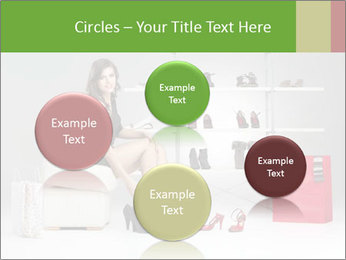 Shoes Show Room PowerPoint Template - Slide 77