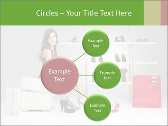 Shoes Show Room PowerPoint Template - Slide 79