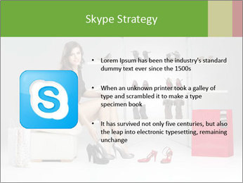 Shoes Show Room PowerPoint Template - Slide 8