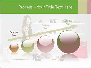 Shoes Show Room PowerPoint Template - Slide 87