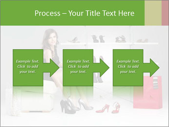 Shoes Show Room PowerPoint Template - Slide 88