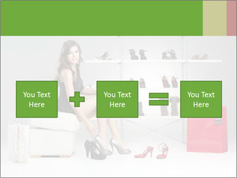 Shoes Show Room PowerPoint Template - Slide 95