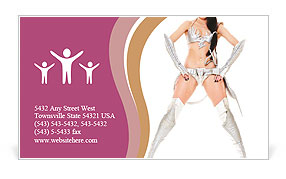 0000063727 Business Card Template