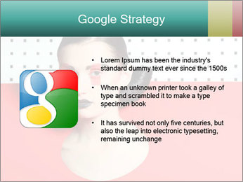 Deometric Idea in Fashion PowerPoint Template - Slide 10