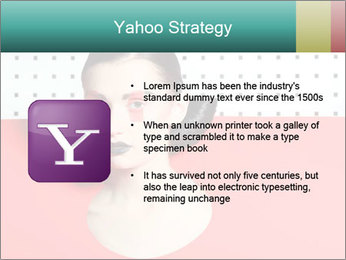 Deometric Idea in Fashion PowerPoint Template - Slide 11