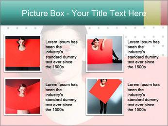 Deometric Idea in Fashion PowerPoint Template - Slide 14