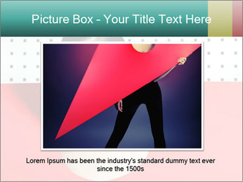 Deometric Idea in Fashion PowerPoint Template - Slide 16