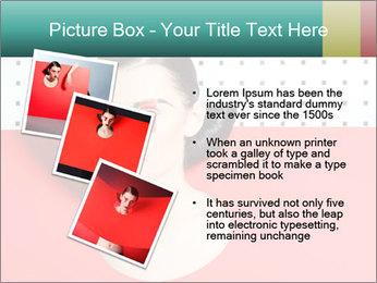 Deometric Idea in Fashion PowerPoint Template - Slide 17