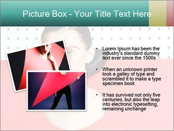 Deometric Idea in Fashion PowerPoint Template - Slide 20