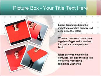 Deometric Idea in Fashion PowerPoint Template - Slide 23