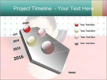 Deometric Idea in Fashion PowerPoint Template - Slide 26