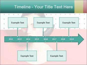 Deometric Idea in Fashion PowerPoint Template - Slide 28