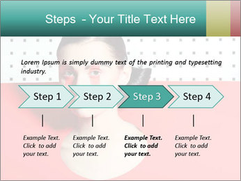 Deometric Idea in Fashion PowerPoint Template - Slide 4