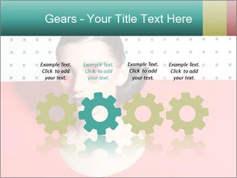 Deometric Idea in Fashion PowerPoint Template - Slide 48