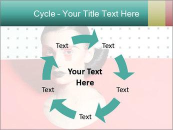 Deometric Idea in Fashion PowerPoint Template - Slide 62