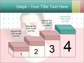 Deometric Idea in Fashion PowerPoint Template - Slide 64