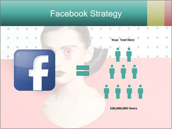 Deometric Idea in Fashion PowerPoint Template - Slide 7