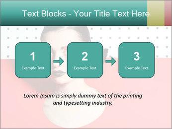 Deometric Idea in Fashion PowerPoint Template - Slide 71