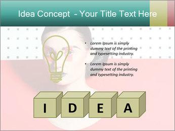 Deometric Idea in Fashion PowerPoint Template - Slide 80