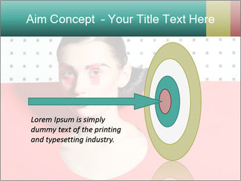 Deometric Idea in Fashion PowerPoint Template - Slide 83