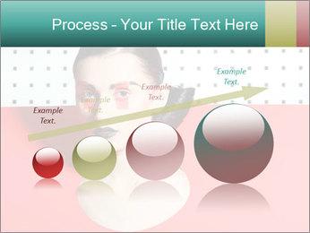 Deometric Idea in Fashion PowerPoint Template - Slide 87