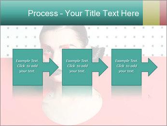 Deometric Idea in Fashion PowerPoint Template - Slide 88