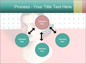 Deometric Idea in Fashion PowerPoint Template - Slide 91