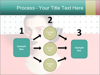 Deometric Idea in Fashion PowerPoint Template - Slide 92