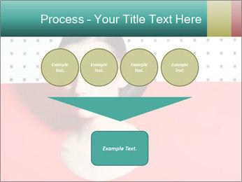 Deometric Idea in Fashion PowerPoint Template - Slide 93