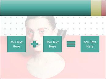 Deometric Idea in Fashion PowerPoint Template - Slide 95
