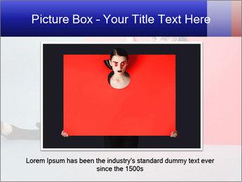 Geometric Photo Shooting PowerPoint Template - Slide 16