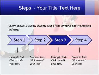 Geometric Photo Shooting PowerPoint Template - Slide 4
