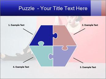 Geometric Photo Shooting PowerPoint Template - Slide 40