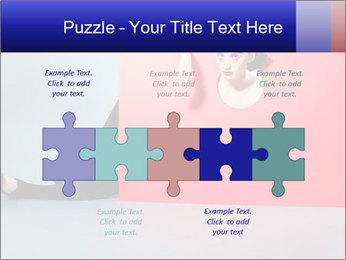 Geometric Photo Shooting PowerPoint Template - Slide 41