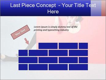 Geometric Photo Shooting PowerPoint Template - Slide 46