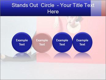 Geometric Photo Shooting PowerPoint Template - Slide 76