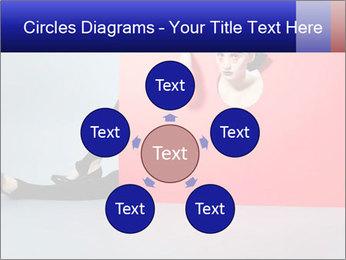 Geometric Photo Shooting PowerPoint Template - Slide 78