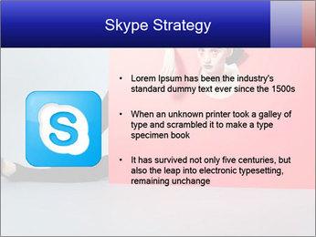 Geometric Photo Shooting PowerPoint Template - Slide 8