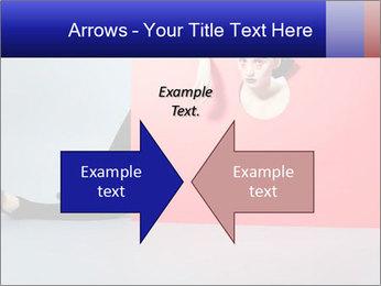 Geometric Photo Shooting PowerPoint Template - Slide 90