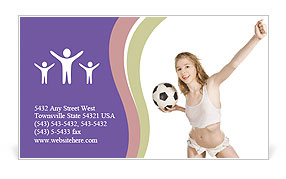 0000063733 Business Card Template