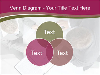 Colleagues and Paperwork PowerPoint Template - Slide 33
