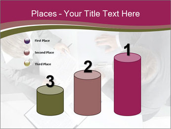 Colleagues and Paperwork PowerPoint Template - Slide 65