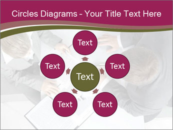 Colleagues and Paperwork PowerPoint Template - Slide 78